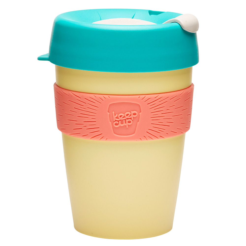 Кружка KeepCup Custard Apple 340 мл. от EnjoyMe