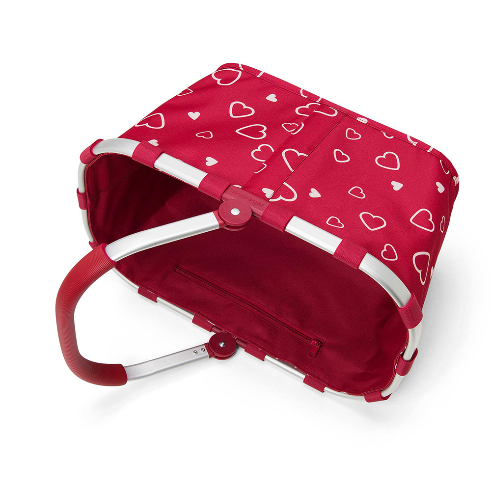 Корзина Carrybag hearts от EnjoyMe