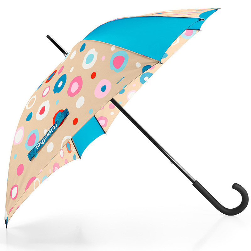 Reisenthel Зонт трость Umbrella funky dots 1