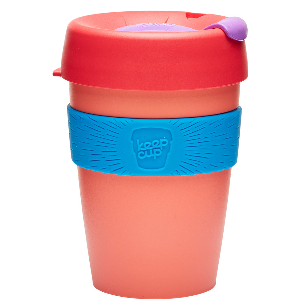 Кружка KeepCup Tea Rose 340 мл. от EnjoyMe