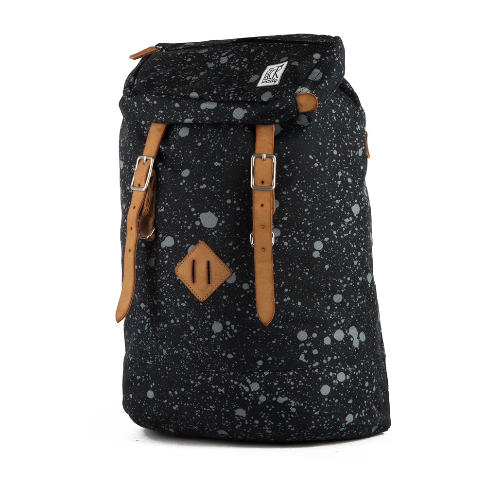 Рюкзак THE PACK SOCIETY Premium Backpack FW16 чёрный