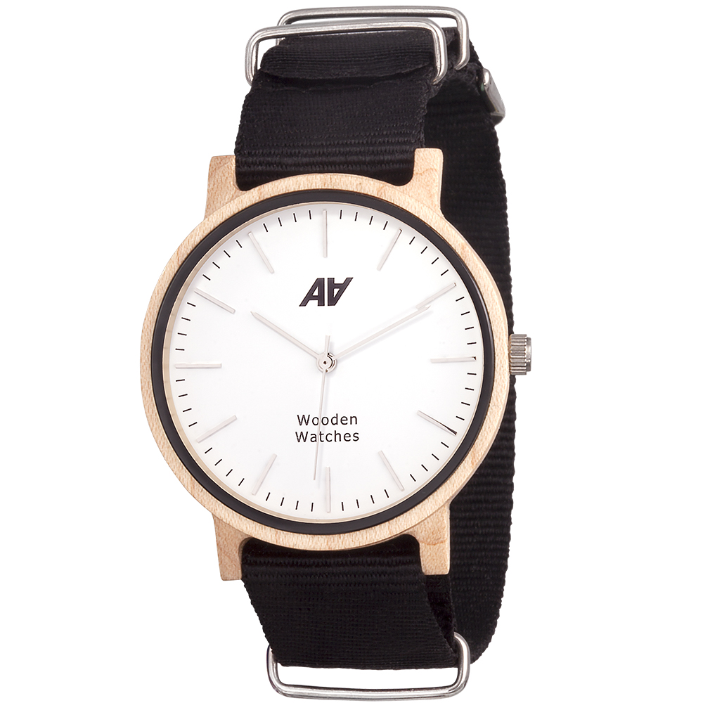 Casual Rosewood Nato Black