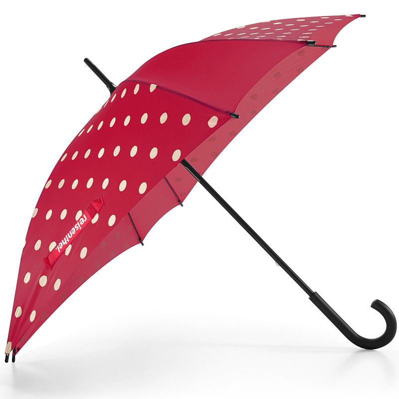 Reisenthel Зонт трость Umbrella ruby dots