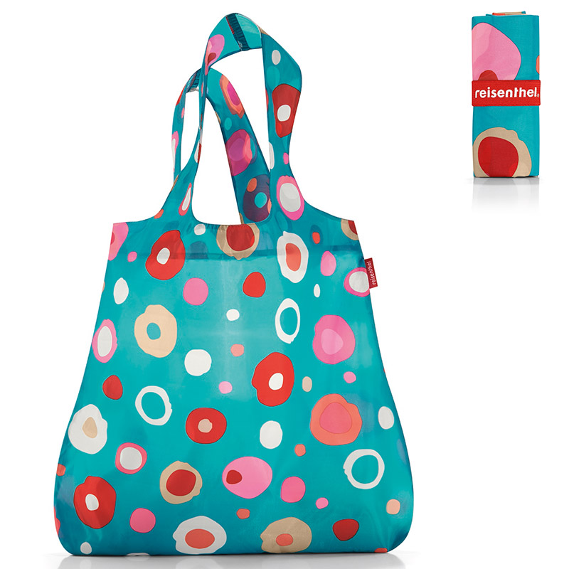Сумка складная Mini maxi shopper funky dots 3