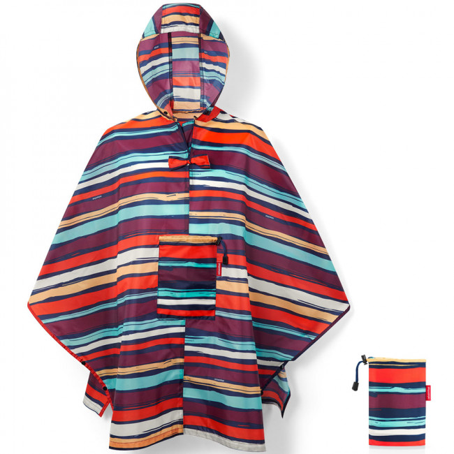 Дождевик Mini maxi artist stripes фото