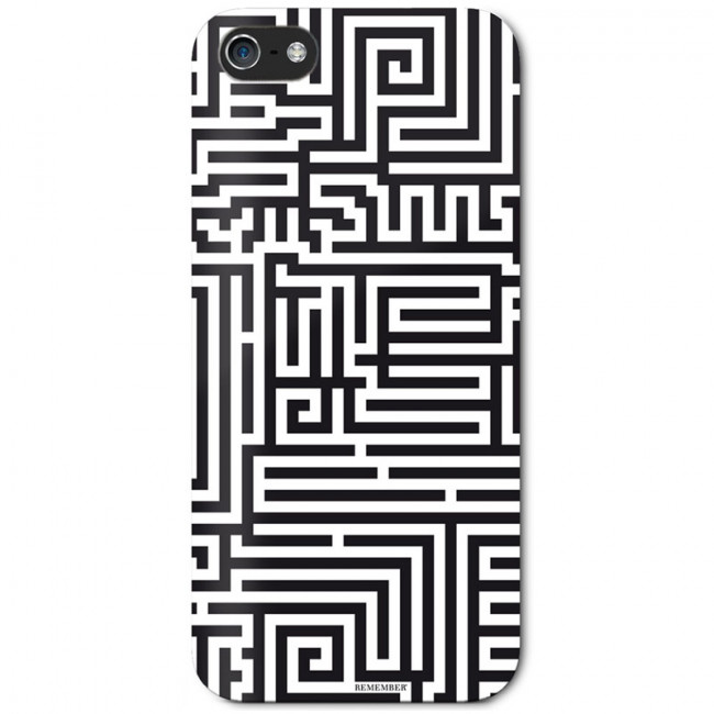 Чехол для iPhone 5 Labyrinth фото