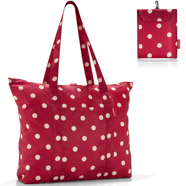 Сумка складная Mini maxi travelshopper ruby dots фото