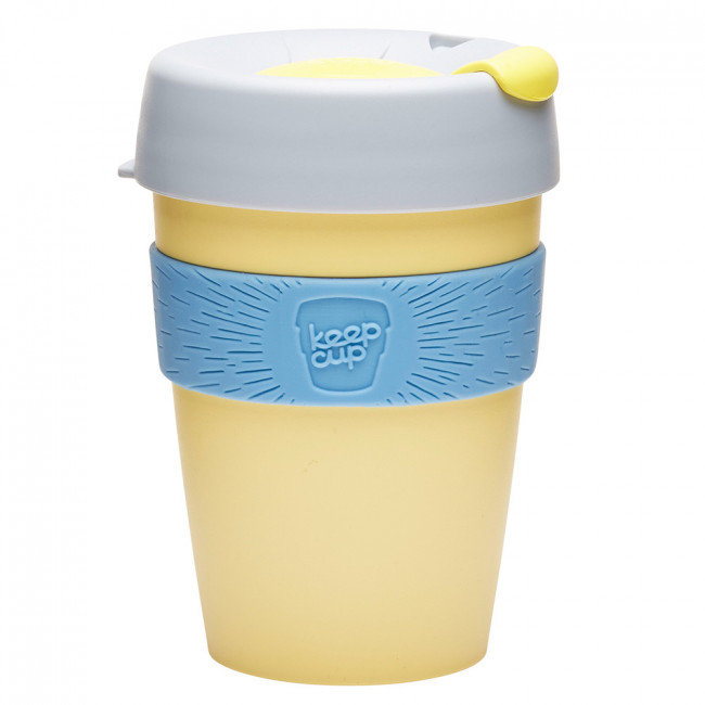 Кружка KeepCup Lemon 340 мл. фото