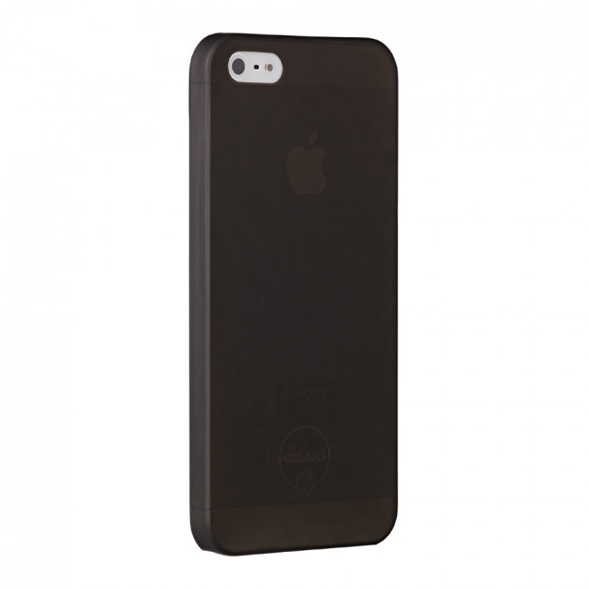 Чехол для iPhone 5/5S Ozaki O!coat 0.3 Jelly case черный фото