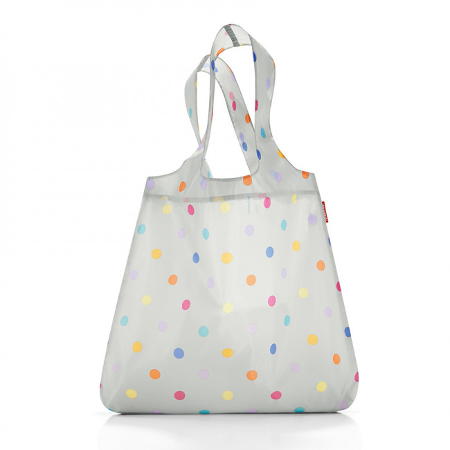 Сумка складная Mini maxi shopper stonegrey dots фото