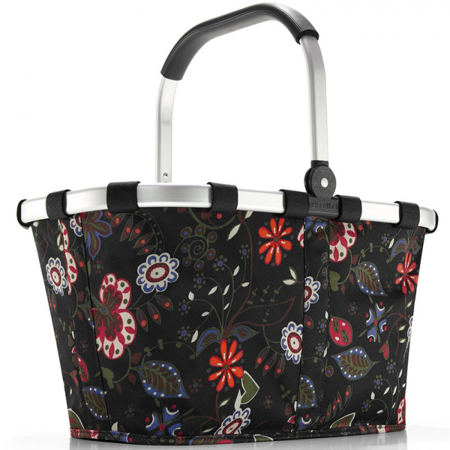 Корзина Carrybag folklore black фото