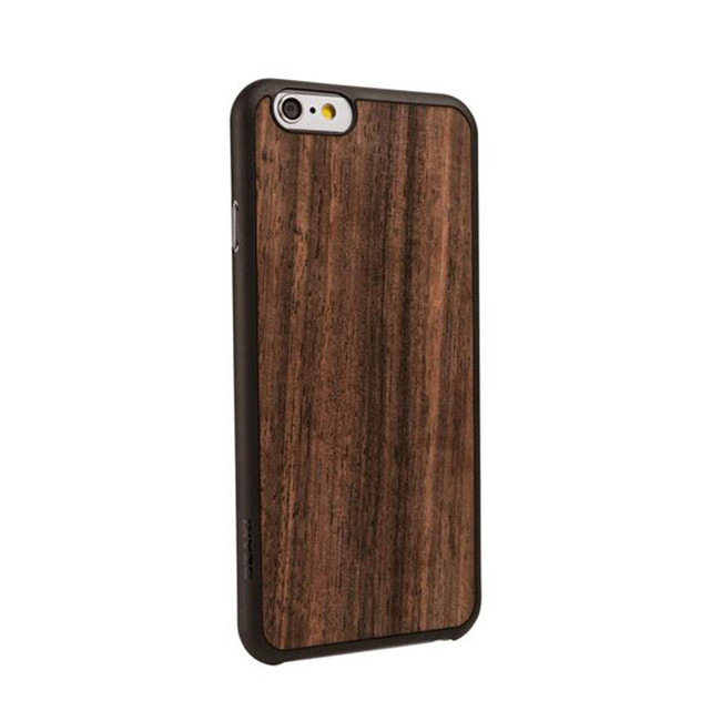 Чехол для iPhone 6/6S Ozaki O!coat 0.3+ Wood case Ebony фото