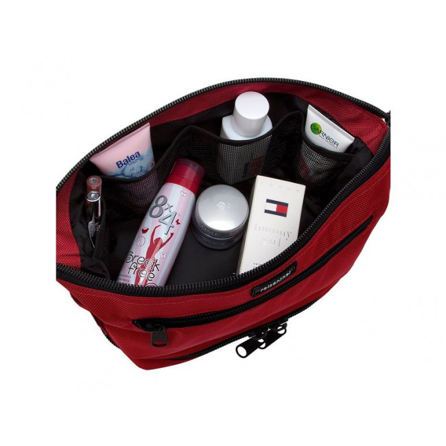 Косметичка Cosmeticbag red фото