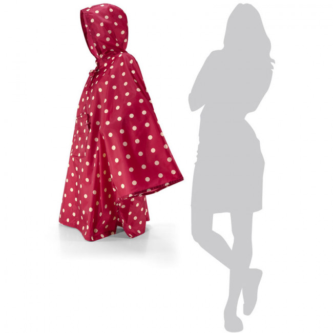 Дождевик Mini maxi ruby dots фото