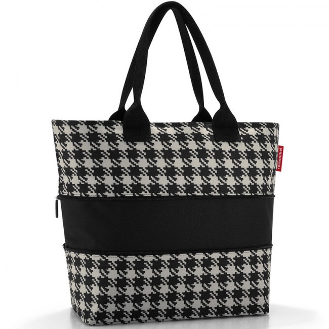 Сумка Shopper E1 fifties black фото