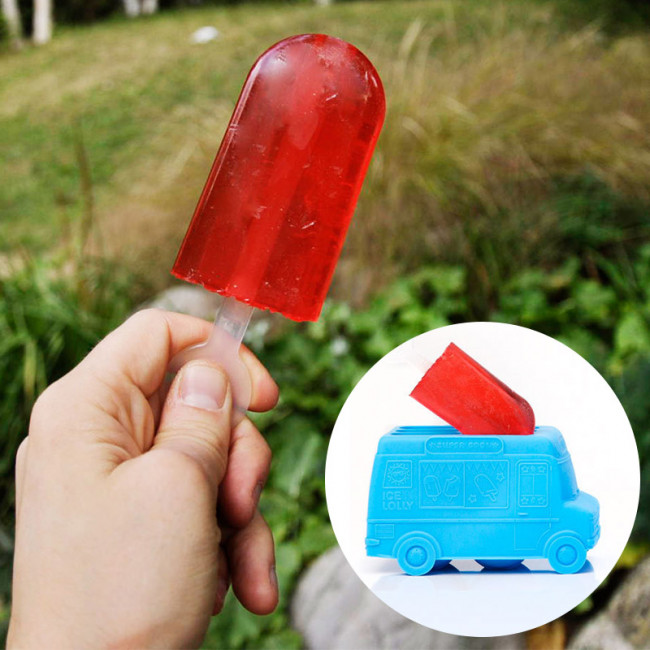 Форма для мороженого Ice lolly фото