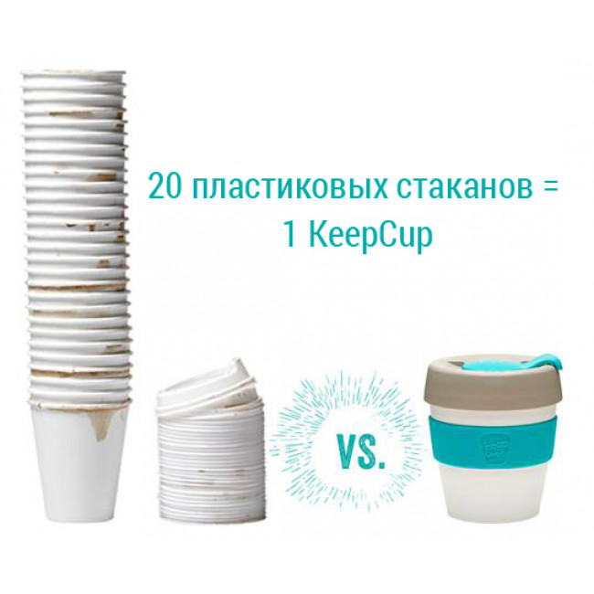 Кружка KeepCup Antimony 227 мл фото