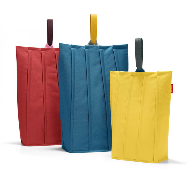 Корзина для белья Laundrybag M petrol фото